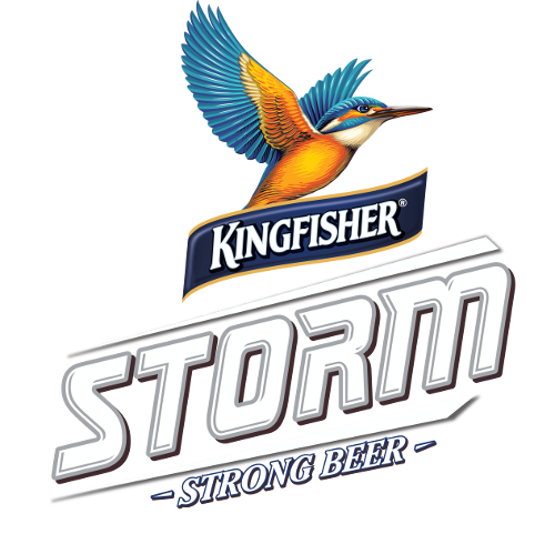 Kingfisher Storm Logo